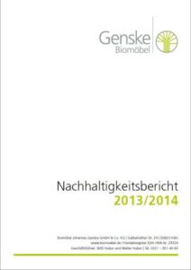 Biomöbel Genske 2013/2014