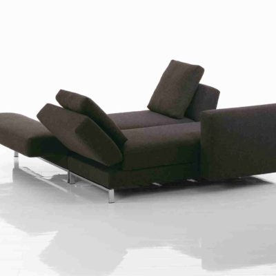 Sofa FOUR-TWO - Relaxposition von Angesicht zu Angesicht